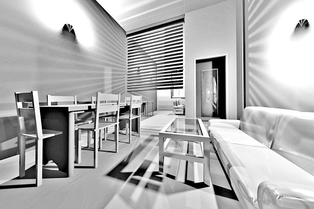 Sala Riunioni e Relax - Studio154