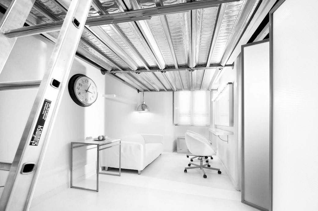 Noleggio Sala Trucco e Camerino - Studio154