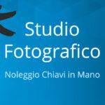 Nuovo studio fotografico studio154 a roma