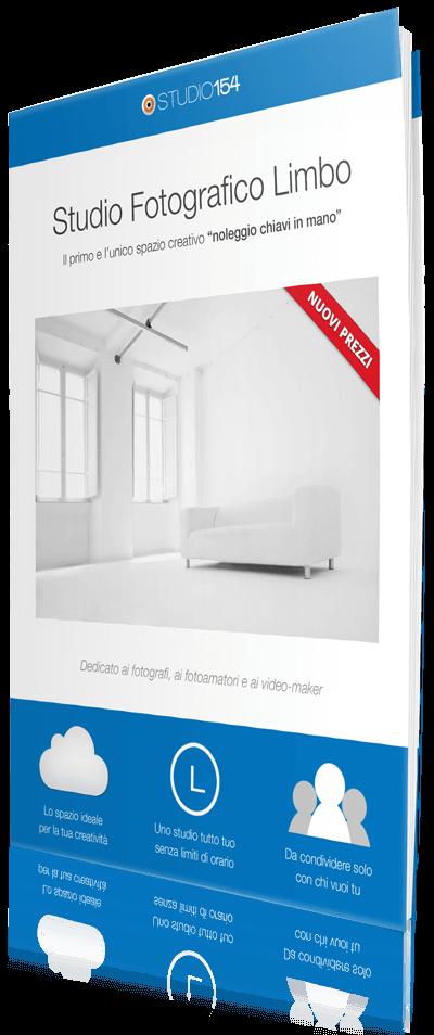 Studio Fotografico in Affitto - Brochure Descrittiva
